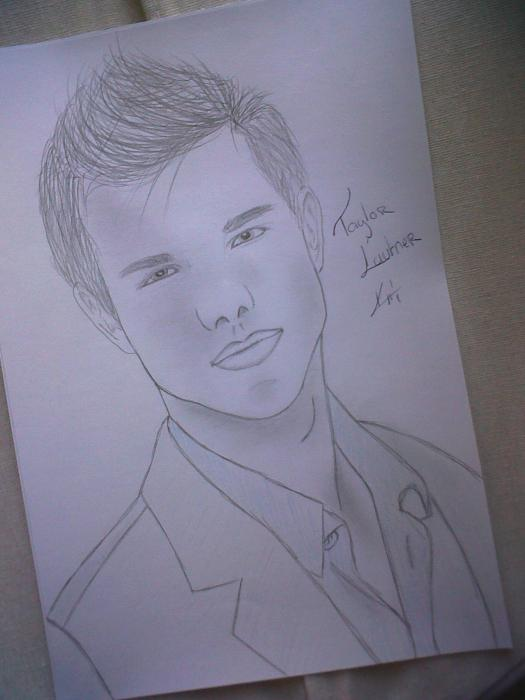 Taylor Lautner by Kellytwi